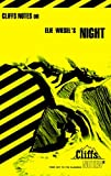 Wiesel's Night (Cliffs Notes) (0822008939) by Riess, Maryam