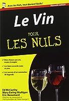 Le Vin pour les Nuls, 2e édition poche