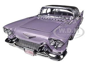 Sunstar - 4008 - Véhicule Miniature - Modèles À L'échelle - Cadillac Eldorado Brougham - Echelle 1/18