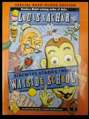 Image for Sideways Stories From Wayside School, Special Read-Aloud Edition