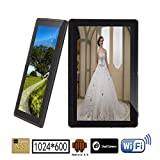 "eXpro X1a 7"" Tablet PC 8GB Google Android 4.4 Quad Core Dual Camera video review"