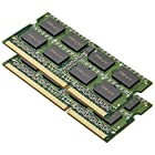 PNY 16GB (2 x 8GB) DDR3 1600MHz (PC3  12800) 204-Pin CAS CL11 Dual Channel Notebook Memory Module Kit - MN16384KD3-1600