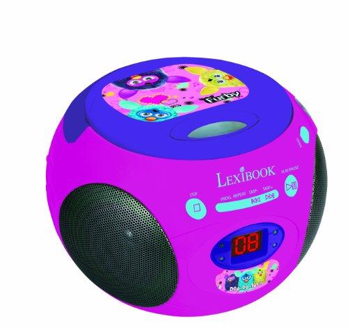 Lexibook RCD102FU - Kinder Elektronisches Spielzeug - Furby Radio-CD-Player