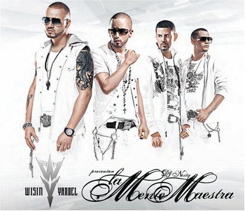 Wisin & Yandel - Wisin Y Yandel Present La Mente Maestra [us Import] By Wisin Y Yandel,dj Nesty (2008-11-11) - Zortam Music