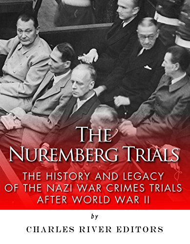 the beginning of the nuremberg trial of nazi war criminals