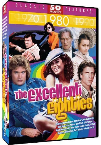 Excellent Eighties - 50 Movie Pack: Bail Out - Hunk - Cave Girl - My Chauffeur - Toby McTeague - Tomboy - Night of the Sharks - The Kidnapping of th