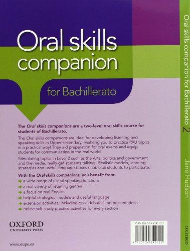 Oral Skills Companion 2: