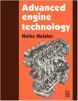Vehicle and engine technology by heinz heisler
