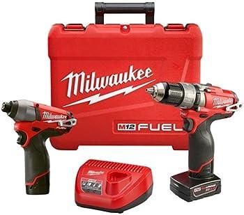 Milwaukee M12 FUEL Drill/Driver Combo Kit