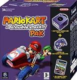 echange, troc Pack Console Nintendo Gamecube Violet + Mario Kart Double Dash - Edition Limitée