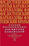 Die Brüder Karamasow: Roman (Fjodor M. Dostojewskij, Werkausgabe) title=
