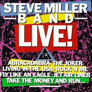Steve Miller Band - Steve Miller Band: Live! [CASSETTE] - Zortam Music