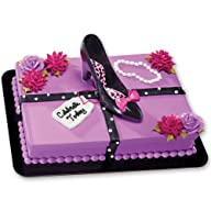 Favorite High Heels DecoSet Cake Deco…