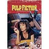 Pulp Fiction (2 Disc Collector's Edition) [DVD] [1994]by John Travolta