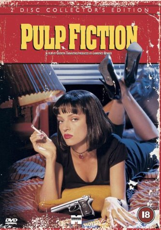Pulp Fiction (2 Disc Collector's Edition) [DVD] [1994]