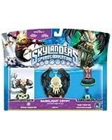 Figurine Skylanders: Spyro's adventure - Ghost Roaster + Crypte noire + Élixir + Sablier