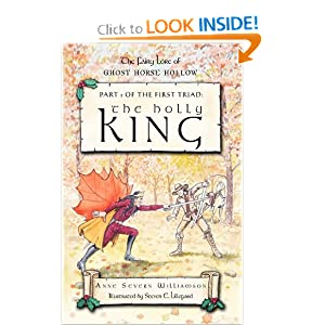 Downloads The Holly King: Part 1 of the First Triad e-book