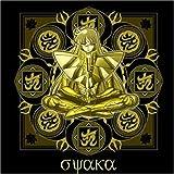 聖闘士星矢 バルゴTシャツ ブラック サイズ:L
