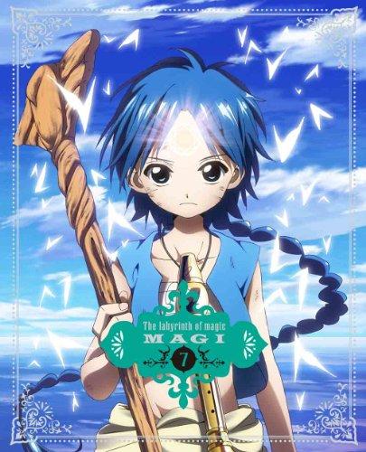 マギ 7(完全生産限定版) [DVD]