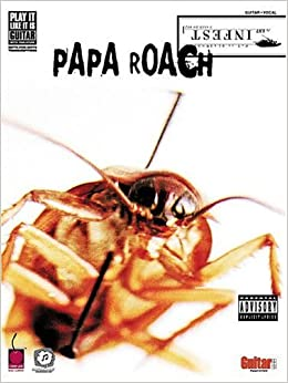 .com: Papa Roach - Infest (Play-It-Like-It-Is) (9781575604114): Papa