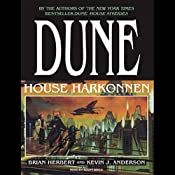 Dune: House Harkonnen: House Trilogy, Book 2 | Kevin J. Anderson, Brian Herbert