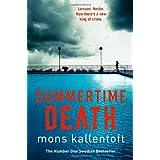 Summertime Death (Malin Fors)by Mons Kallentoft