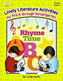 Lively Literature Activities for Pre-K through Kindergarten (Linworth Learning)