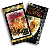 David Lean Boxed Set (Lawrence of Arabia/The Bridge on the River Kwai, Widescreen Editions) [VHS]
