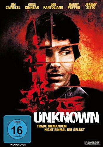 Unknown - Traue niemandem nicht einmal dir selbst