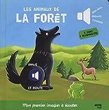 """Afficher """"Mon premier imagier à écouter<br /> Les animaux de la forêt"""""""