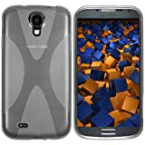 """mumbi X-TPU Schutzh�lle Samsung Galaxy S4 H�lle transparent schwarzvon """"mumbi"""""""