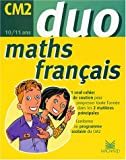 Duo CM2 franais maths (2002)