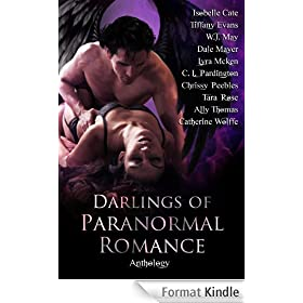 Darlings of Paranormal Romance (Anthology) (English Edition)