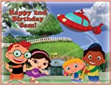 Single Source Party Supply - Little Einsteins Edible Icing Image #4-8.0 x 10.5