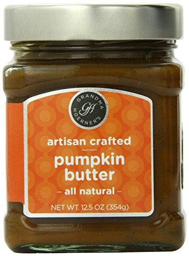Grandma Hoerner's Pumpkin Butter, 12.5 Ounce