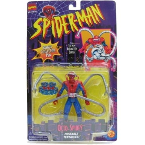 Marvel Comics Spider-Man Octo-Spidey - 1