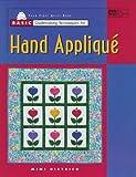Hand Applique