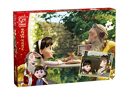 El-Principito-Amistad-puzzle-de-24-piezas-Hape-824780