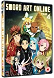 Sword Art Online Part 4 (Episodes 20-25) [DVD]
