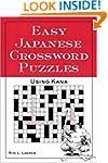 Easy Japanese Crossword Puzzles: Usin...