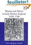 Women and Politics in Early Modern En...