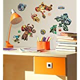 Roommates Rmk2285Scs Skylanders Peel And Stick Wall Decals