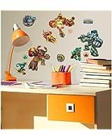 Roommates Rmk2285Scs Skylanders Peel And Stick Wall Decals