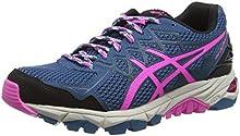 Comprar ASICS Gel-Fujitrabuco 4 - Zapatillas de correr en montaña para mujer