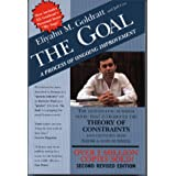 Eliyahu M. Goldratt (Author), Jeff Cox (Author) 2,595% Sales Rank in Books: 291 (was 7,845 yesterday) (243)254 used & new from $3.95