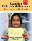 img - for Extending Children's Mathematics: Fractions & Decimals: Innovations In Cognitively Guided Instruction book / textbook / text book