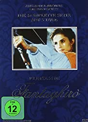 Prinzessin Fantaghirò Superbox [5 DVDs]