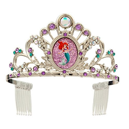 Disney Store Princess Ariel Little Mermaid Tiara Crown Headband