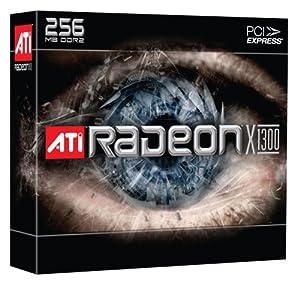 AMD ATI Radeon X1300 Pro 256 MB PCI-E Card