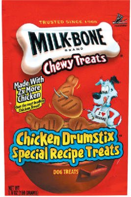 Artikelbild: Milk-Bone Soft & Chewy Real Chicken Recipe Vitamins Minerals Dogs Treats 5.6oz